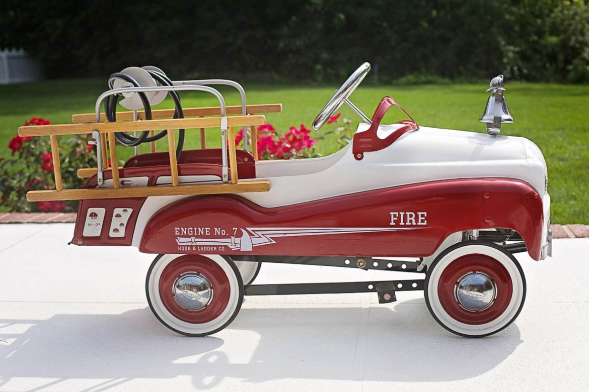 Fine The 15 Best Toy Fire Trucks To Buy Your Kids In 2019 Muddy Bralicious Painted Fabric Chair Ideas Braliciousco
