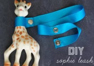 DIY Sophie Leash