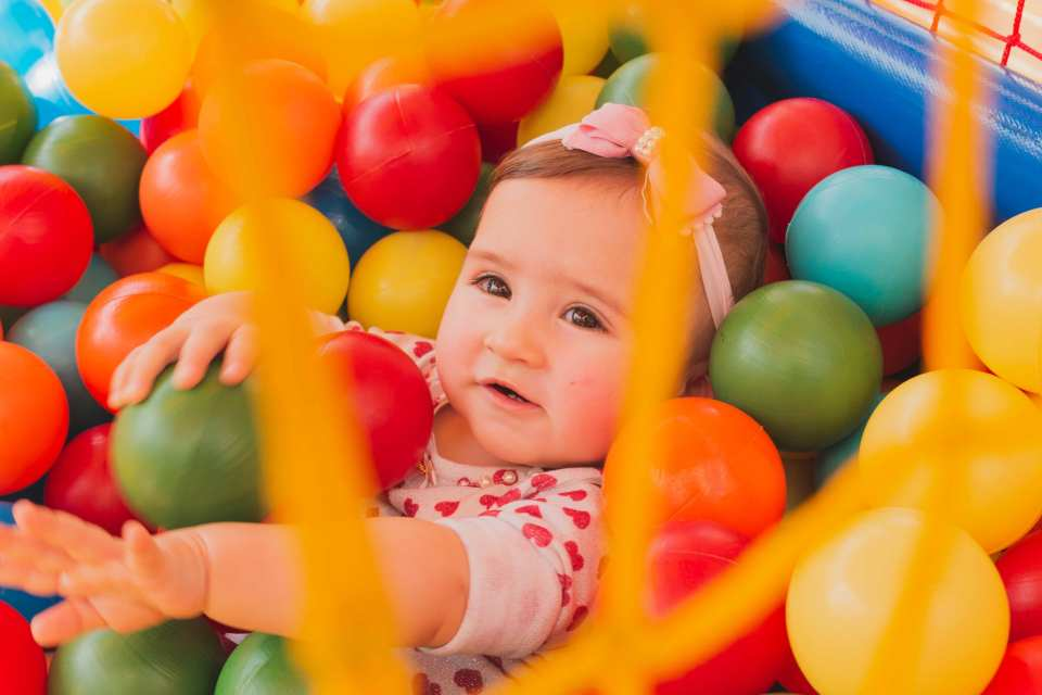 Baby Ball Pits
