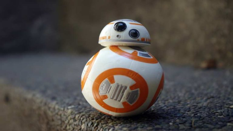 bb-8 droid toy