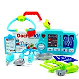 Tohibee Doctor Kit for Kids & Toddlers