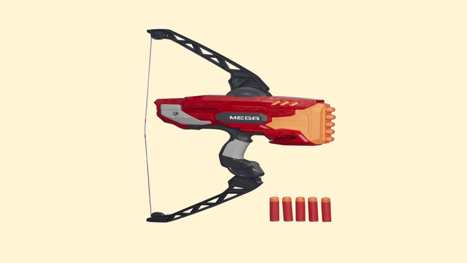 Nerf Sports Dude Perfect Arrow Refill Amazon Exclusive
