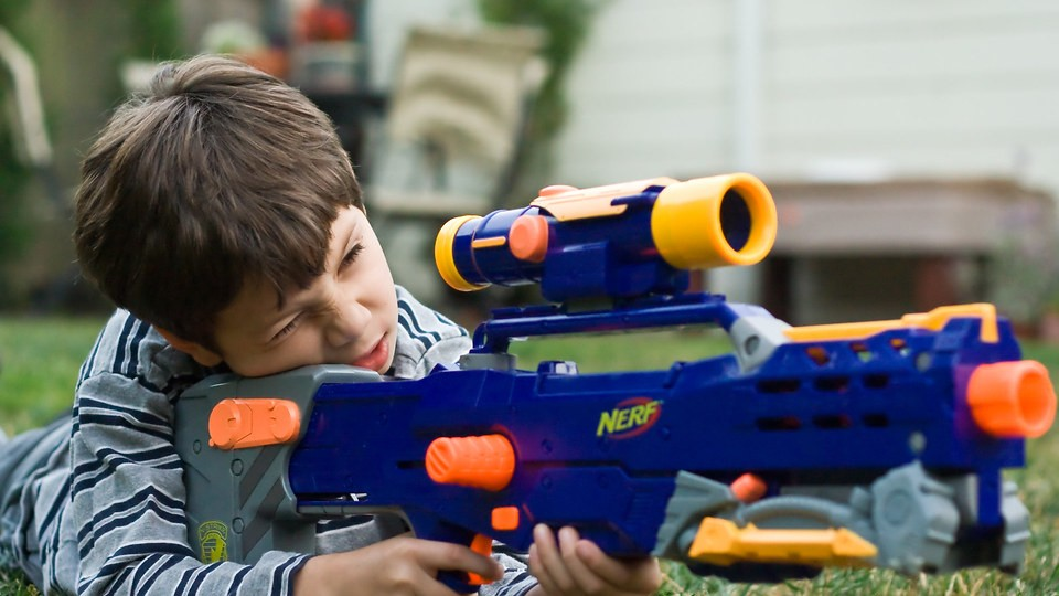 The 9 Best Fully Automatic NERF Guns (2019 Reviews) - Muddy